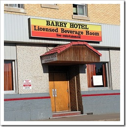The Barry Hotel