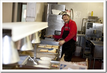 Food services at The Lighthouse Supported Living