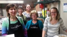 Cameco Community Kitchen Volunteers